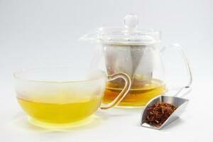 紅花茶の写真